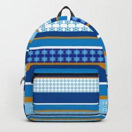 hanukkah wrap Backpack
