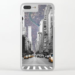 Cityception Clear iPhone Case