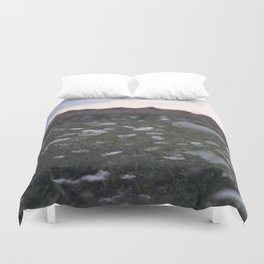 The Meadow of Lace 1 Duvet Cover