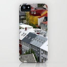 Reykjavik, Sweet. iPhone Case