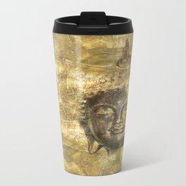 Buddha antique Travel Mug