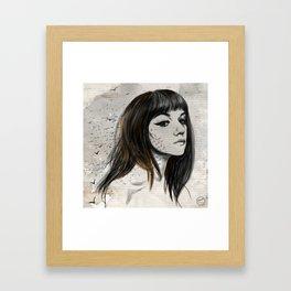 Serafima Framed Art Print