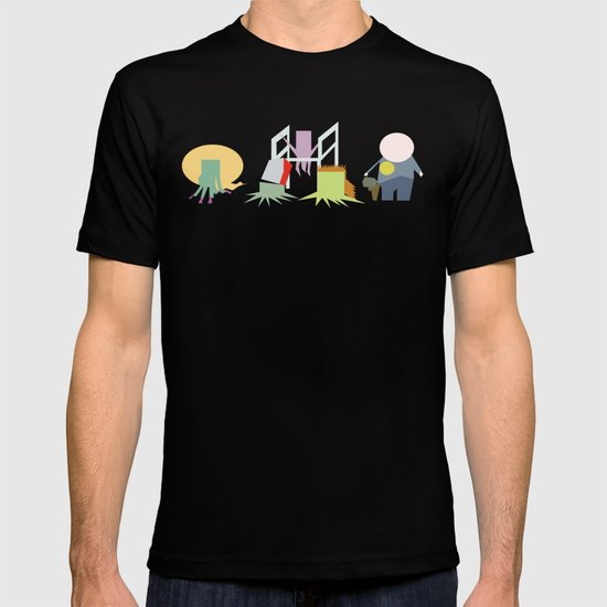 Minimal Squidbillies T-shirt