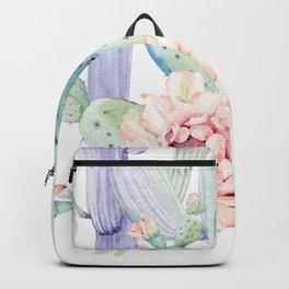 Mixed Cacti 2 #society6 #buyart Backpack