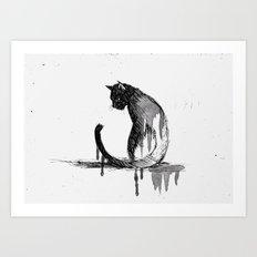 Die Katz' Art Print