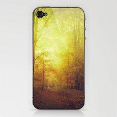 Sanguine Woods iPhone & iPod Skin