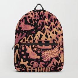 Autumn Bunnies Backpack