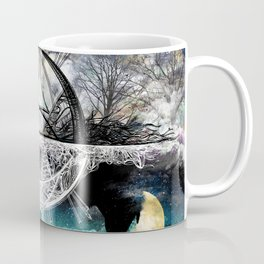 TwoWorldsofDesign Coffee Mug