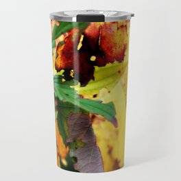Autumn bloom Travel Mug