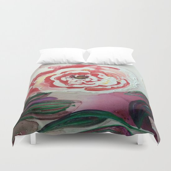 Mother's Day Flowers, Flowers That Will Last Forever Duvet Cover