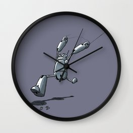Fly a Kite Wall Clock