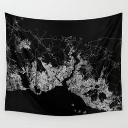 Istanbul  Wall Tapestry