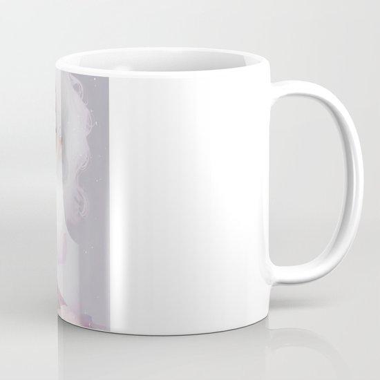 Le coeur des crocus... Mug