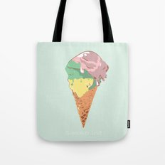 Summer kiss Tote Bag