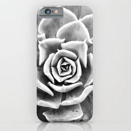 Peace Love & Succulents iPhone Case