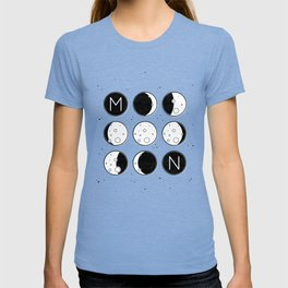 The Moon Phases T-shirt