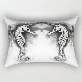 Pegasus of the Sea Rectangular Pillow