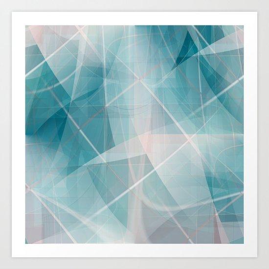 Pattern 2017 026 Art Print