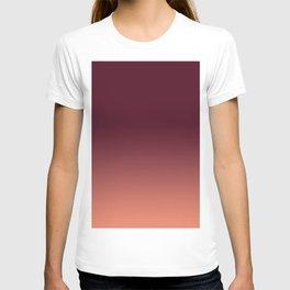 Gradation, Monochrome, Color Mood T-shirt