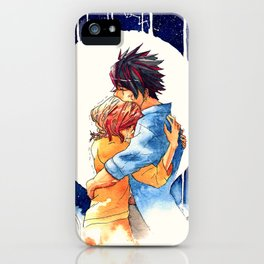 Shadow X Misaki - I'm right here iPhone Case