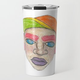 B-Boy: Raynebow Coalition Travel Mug