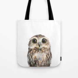 Little Owl Tote Bag