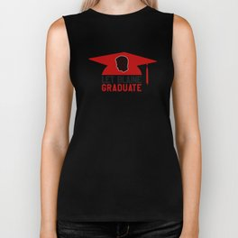 Let Blaine Graduate Biker Tank