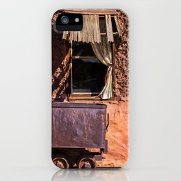 Calico Ghost Town iPhone Case