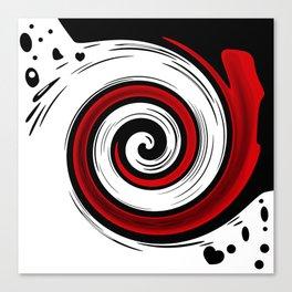 Love , Vertigo Canvas Print