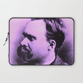 Nietzsche Baba Laptop Sleeve