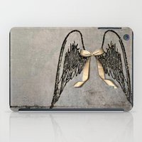 angel wings iPad Cases featuring Wings by Donna M Condida
