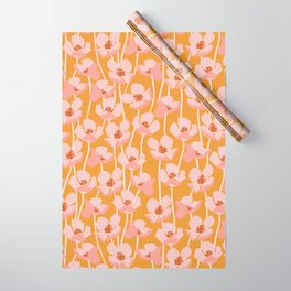Poppy  Wrapping Paper