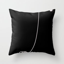 Communicating Throw Pillow