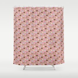 Sweets with history | Azores Shower Curtain