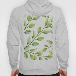 Branches and Leaves Hoody