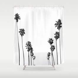 Palm Trees 8 Shower Curtain