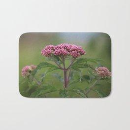 Pink Buds in Ireland Bath Mat