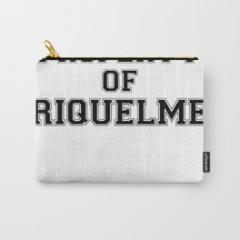 Property of RIQUELME Carry-All Pouch
