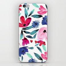 LeiLani Flower iPhone & iPod Skin