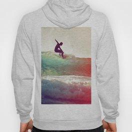 Danse avec les vagues Hoody