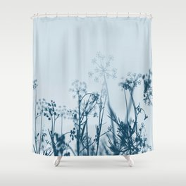 Blooming Sky Shower Curtain