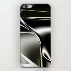 Sinuosity iPhone & iPod Skin