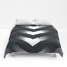Charcoal Point Comforters