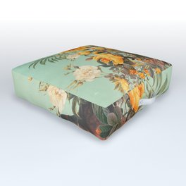 You Loved me a Thousand Summers ago Outdoor Floor Cushion
