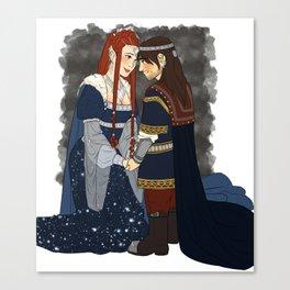 starlight Canvas Print