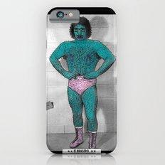 The League Of Unfortunate Wrestlers - #1  ** El Brasero ** Slim Case iPhone 6s