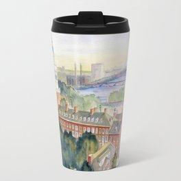 Harvard University Travel Mug