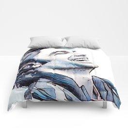 Aidan Turner 4. Comforters