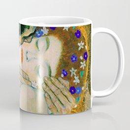 The Kiss by Gustav Klimt Coffee Mug