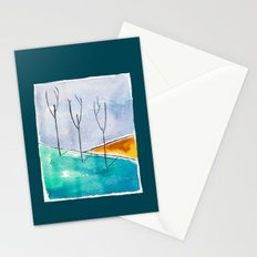 Only the Trees Stationery Cards